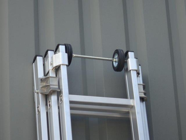 ladder bouw