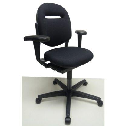 werkstoel hoog